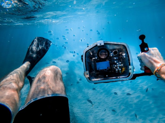 Aparat do nurkowania