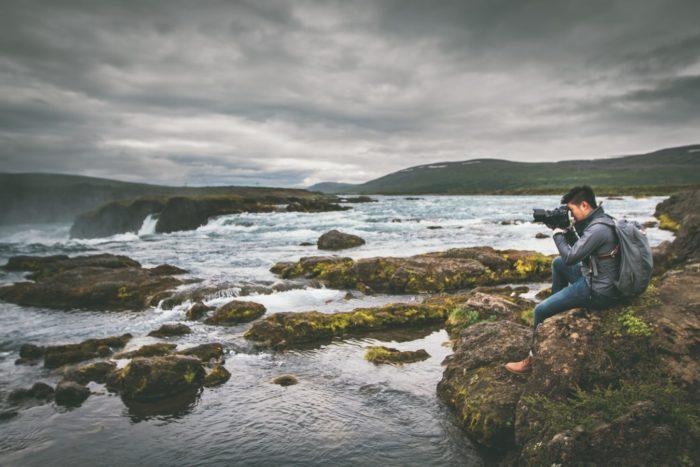 Aparat fotograficzny dla podróżnika