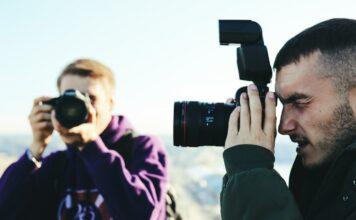 Laptop dla fotografa do obróbki zdjęć