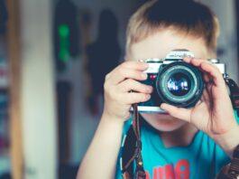 Aparat cyfrowy dla dzieci